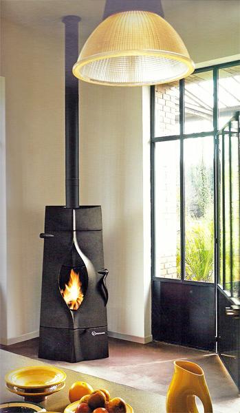 Mi casa decoracion junio 2016 - Estufas sin chimenea ...